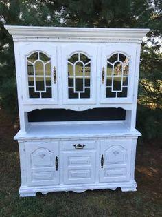 Painted Dresser. Painted Furniture. DIY, Stripes, Peekaboo Drawers, Striped  Dresser.pink Dresser. Stained Top Stained Dresser, Pink And White Dressu2026