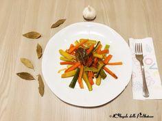 Verdure all'olio, la ricetta di Carlo Cracco