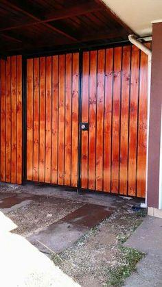 1000 images about portones de madera on pinterest - Estacas de madera para cierres ...