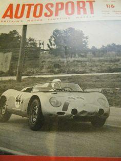 SEBRING 12 HOURS 1960 PORSCHE 718 RS60 HANS HERRMANN OLIVIER GENDEBIEN HOLBERT 4 Hours, Porsche, Racing, Ebay, Running, Auto Racing, Porch