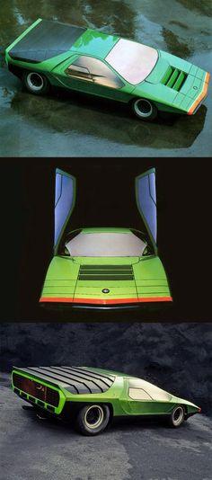 Alfa Romeo Carabo 1968