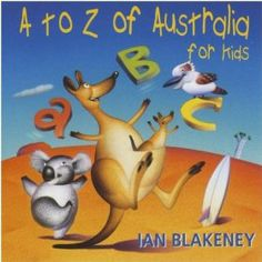 A to Z of Australia for Kids