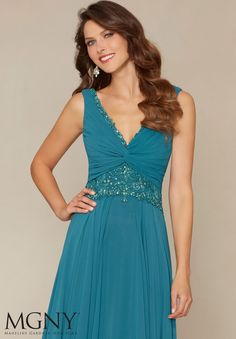 Evening Gowns and Mother of the Bride Dresses - Dress Style 71309