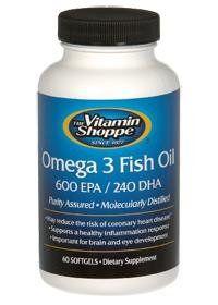 New arrival for Fish oil and vitamin e