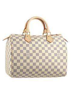 Louis Vuitton speedy in the newer white print  lt 3 Louis Vuitton Shop eb6a5d7092117
