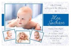Baby Dedication Invitations Free Template Awesome Baptism Invitation Baptism Invitations for Boys New - Simple Template Design Christening Cards For Boys, Baptism Cards, Baby Boy Baptism, Boy Christening, Baby Dedication Invitation, Baptism Invitation For Boys, Christening Invitations Boy, Photo Invitations, Birthday Invitations