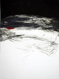 Gabriella Locci Mapa del horizonte Aguafuerte