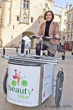 BORDEAUX CYCLE CHIC: Services et vélo