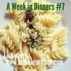 Instalment 7 in the Week in Dinners series - what we REALLY ate. Real Family, Dinners, Meals, People Eating, Chicken Bacon, Pasta Salad, Real Food Recipes, Meal Planning, Ethnic Recipes