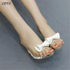 $10.00 (Buy here: https://alitems.com/g/1e8d114494ebda23ff8b16525dc3e8/?i=5&ulp=https%3A%2F%2Fwww.aliexpress.com%2Fitem%2FCrossdresser-zapatos-Women-transparent-Pumps-Bowtie-Sandals-2017-Summer-Platforms-slippers-Elegant-8cm-Thin-Heels-Ladies%2F32731584251.html ) Crossdresser zapatos Women transparent Pumps Bowtie Sandals 2017 Summer Platforms slippers Elegant 8cm Thin Heels Ladies Shoes for just $10.00