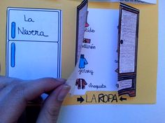Spanish Class, English Class, Interactive Journals, Worksheets, Crafts For Kids, Notebook, Classroom, Organization, Activities