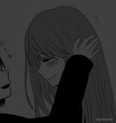 Shio🇲🇨♀️ Anime Couple Kiss, Gay Couple, Cute Anime Profile Pictures, Matching Profile Pictures, Dark Anime Girl, Anime Art Girl, A Silent Voice Anime, Adventure Aesthetic, Eren X Mikasa