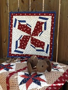 The Cuddle Quilter: blocks from latest Quiltmakers 100 blocks