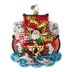 bdb68cba9 Christopher Radko Ornament - Everyone On! Classic Christmas Decorations