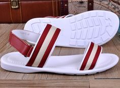 Bally Daiki Sandals White