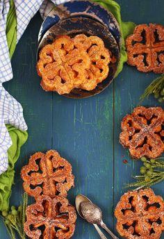 Chocolate & Vainilla : Recetas de cocina: Flores de Carnaval