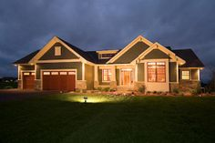 House Plan 51-351 open flow smart order