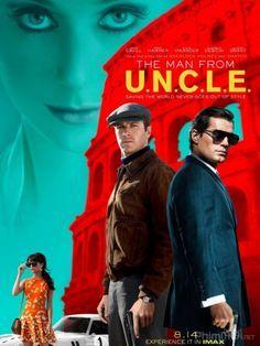 Phim Tổ Chức Bóng Đêm U.N.C.L.E