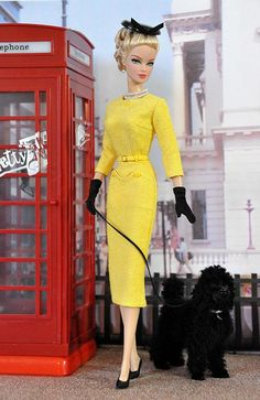Ooooooh! England! 107-1. Outfit inspired by the dress pattern 8744 from Australian 'Home Journal' of July 2nd 1956 by Natalia Sheppard, via Flickr