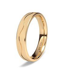 Alianza de oro rojo de 18K modelo Tarifa Ref.: 750ROJ30TARIFAOro rojo de 18Kmodelo Tarifa superficie fijo #bodas #alianzas #novia