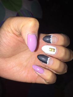 Nails done by me loves