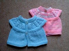 Ravelry: all-in-one baby top pattern by marianna mel Easy Knitting Patterns, Baby Patterns, Doll Patterns, Free Knitting, Baby Knitting, Knitted Baby, Moslem, Baby Doll Clothes, Baby Dolls