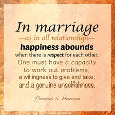 Happy Marriage, Marriage Advice, Love And Marriage, Godly Marriage, Lds Quotes, Great Quotes, Prophet Quotes, General Conference Quotes, Church Quotes