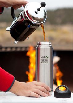 Want hot coffee all day long? The 20oz has you covered.