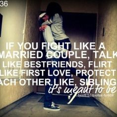 <3 meant to be.