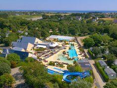 Yelloh! Village L'Océan Breton - Des hébergements haut de gamme, un grand parc aquatique chauffé avec toboggans, et un accueil exceptionnel à L'Océan Breton ! Plus d'infos : http://www.yellohvillage.fr/camping/l_ocean_breton