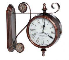 Relógio de Parede Estação VIII