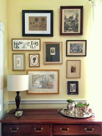 The Old Post Road: My Neutral Gallery Wall