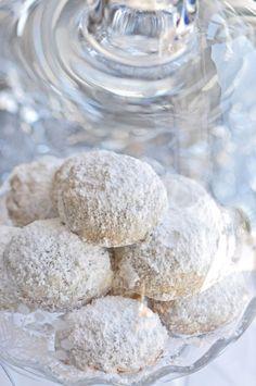 Mexican Wedding Cookie Recipe