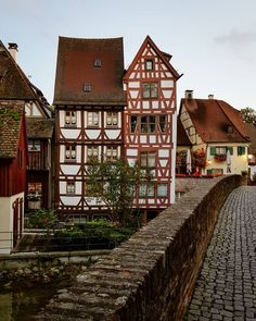 Wonderful Places, Beautiful Places, Dream Vacations, Places To Visit, Germany, Cabin, Landscape, House Styles, City