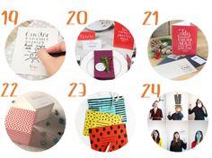 84 imprimibles navideños #unamamanovata #imprimibles #Navidad ▲▲▲ www.unamamanovata.com ▲▲▲