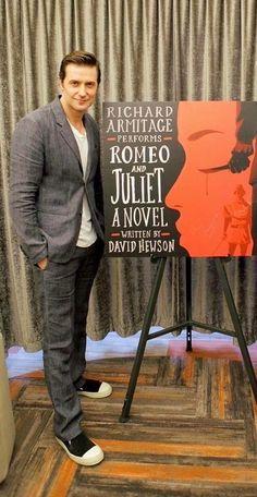 "Narrator, ""Romeo and Juliet: A Novel"" (Audible)"