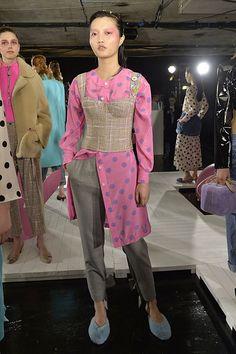 London Fashion Week - Natasha Zinko