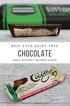 I've been on a journey with Hashimoto's and now I have to eat dairy-free chocolate without refined sugar of all things! Here's my chocolate survival guide via @thesoftlanding