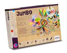 Jumbo-Bastel-Mix, 1000 Teile: Amazon.de: Musik