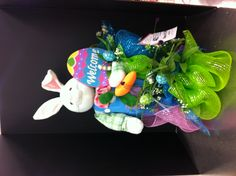 Mr. Bunny with mesh by Ann