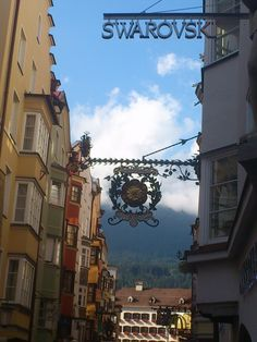 Innsbruck Austria, birthplace of Swarovski! I have to go to see the museum http://wrp.myshaklee.com http://kruiser.ro/it/informazioni/