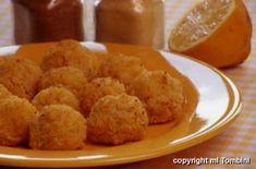 Boulettes de crabe - Recettes de cuisine Ôdélices