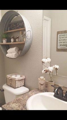 Amazing tiny house bathroom shower ideas (69)