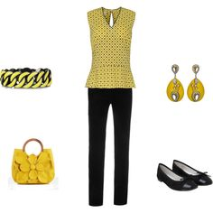 sunny, created by rgagliar on Polyvore