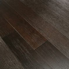 City Solid Strand Woven Bamboo Tobacco Brushed & Lacquered Flooring Solid Wood Flooring, Types Of Flooring, Hardwood Floors, Bamboo, Palette, City, Design, Wood Floor Tiles, Pallet