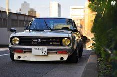 日産 B110 サニー // 渋谷&大井町 Nissan B110 Sunny // at Shibuya & Oimachi