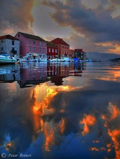SUNSET IN CROATIA Photo by Petar Botteri — National Geographic Your Shot