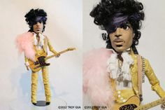 Prince and the Art of Troy Gua
