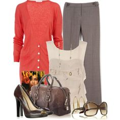 """""""August, 2009"""" by verabrasil-polyvore on Polyvore    Still need: necklace"""