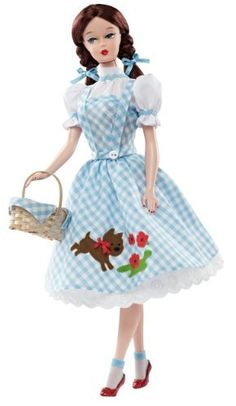 Barbie Collector Wizard of Oz Vintage Dorothy Doll by Mattel